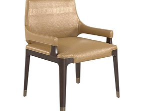 3D Charter furniture dining arm chair