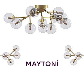 3D printable model Ceiling lamp Dallas MOD545PL-12G 1