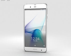 Sharp Aquos Xx3 White 3D