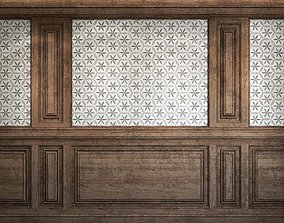 Wall Panel Set 78 3D model