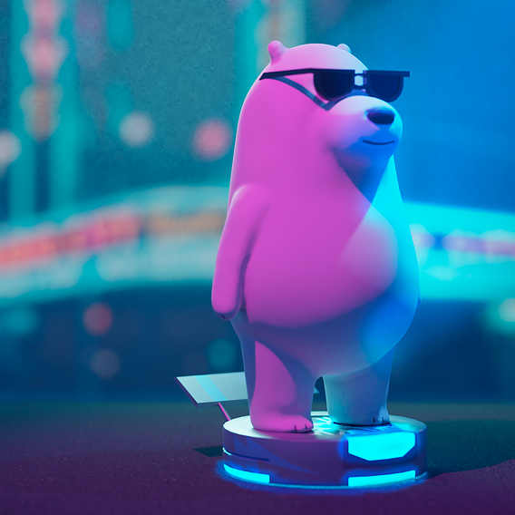 Icy Nights 3D