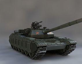 Type-98 ZTZ-98 3D