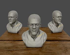 3d Kevin Durant 3D sculpture printable model
