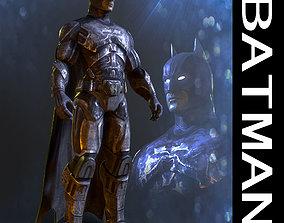 Batman 3D asset