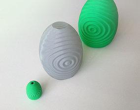 Ripple Vase 1 3D printable model