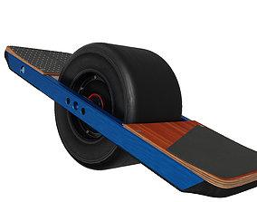 One Wheel XR 3D asset