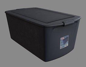 3D model Plastic Storage Container