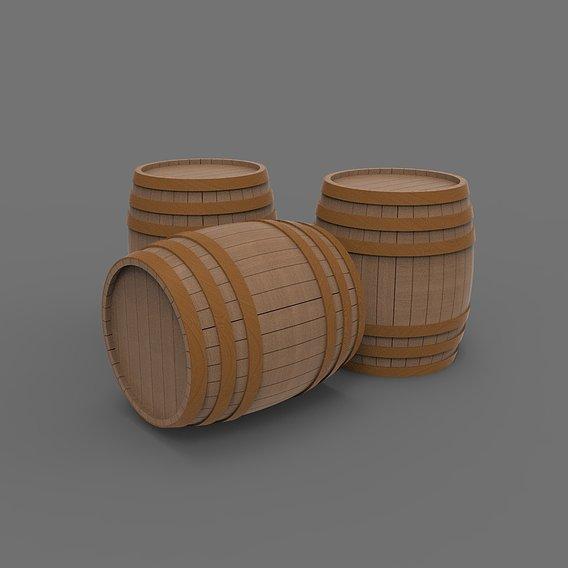 Barrel Drum