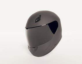 racing 3D motorcycle helmet