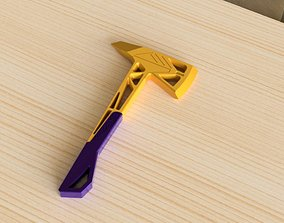 3D print model Prime Melee Axe from Valorant Game