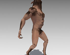 Werewolf Animated 3D model