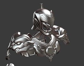 3D print model Overwatch Genji Baihu full armor