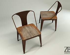 Chelsea Chair by Satelliet Netherlands 3D