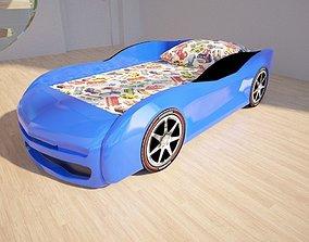 3D model bed machine