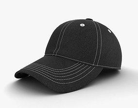 cap Baseball Cap 3D model