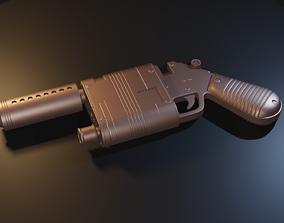 Star Wars - Rey Blaster pistol - 3D printing