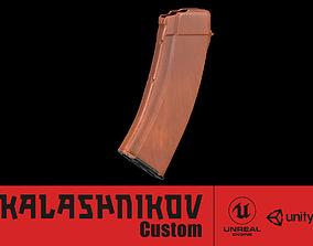 AK - Magazine - AK74 Bakelite Std 3D model