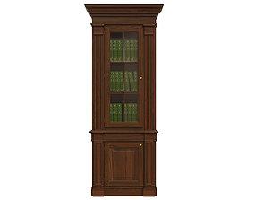3D Bookcase 900