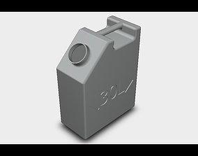 jerry 3D printable model