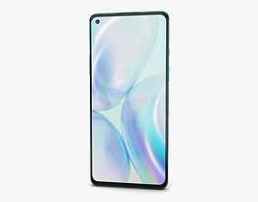 OnePlus 8 Glacial Green 3D