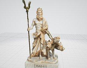 Hades God Of War 3D print model