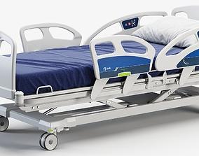 Hospital bed science 3D model