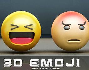 3D Emoji realtime