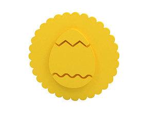 kitchen-dining Cookie stamp - Stamp 3D print model