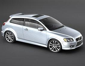 Volvo C30 3D