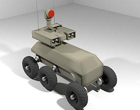 3D Drone - UGV MULE