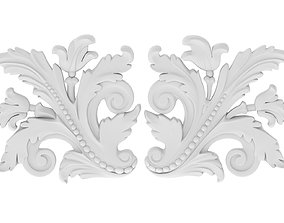 3D Classic Pattern 30