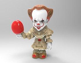 It clown 3D print model