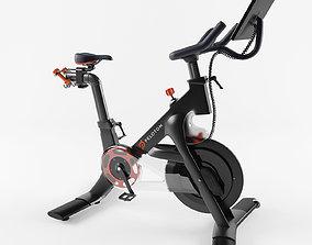 3D model Training Bike Peloton