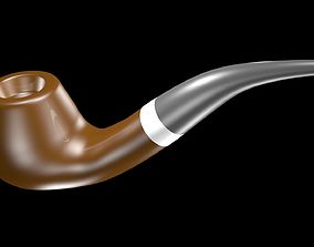 Smoking pipe 3D models