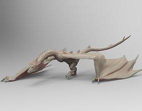 3D print model creature Smaug The Terrible