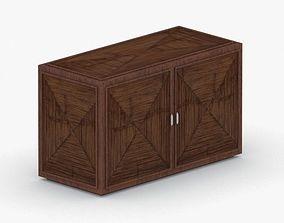 3D asset 0292 - Dresser
