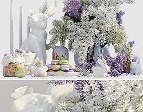 3D model Easter set - 4