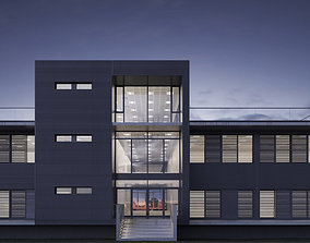 Office building - Science N Business Park 3D model