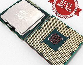 Intel Celeron G465 3D model