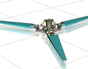 3D model Variable Pitch Rotor