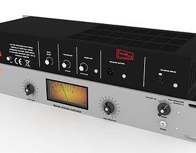 3D model Warm Audio WA-2A Compressor