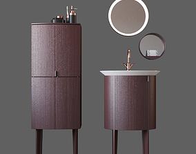 3D Furniture for the bathroom Burgbad Diva 2