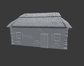 3D printable model country house