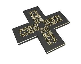 Cross religious 3D