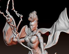 X-men Storm 3D print model