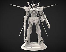 3D print model Force Impulse Gundam fi