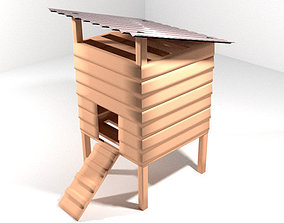 3D Hen House - Type 2