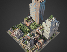 town City District C2-A18 3D