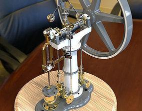 Bensons vertical engine 3D