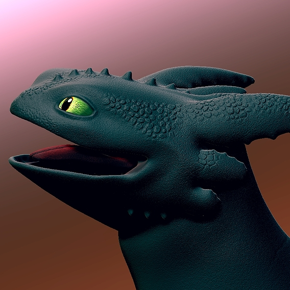 Toothless | How to Train Your Dragon